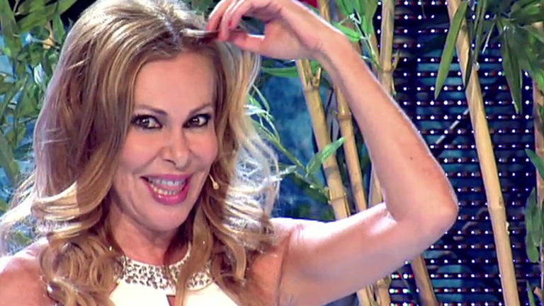 Sábado sensacional - Las tácticas de ligoteo de Ana Obregón