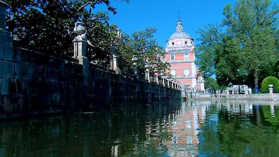 España, entre el cielo y la Tierra - Tajo, río mayor de España