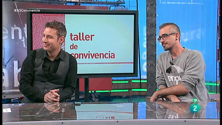 La Aventura del Saber. TVE.  Alfredo García Gárate y Guillermo Blázquez