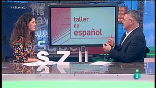 La Aventura del Saber. TVE. Taller de español. Lola Pons. La letra Z