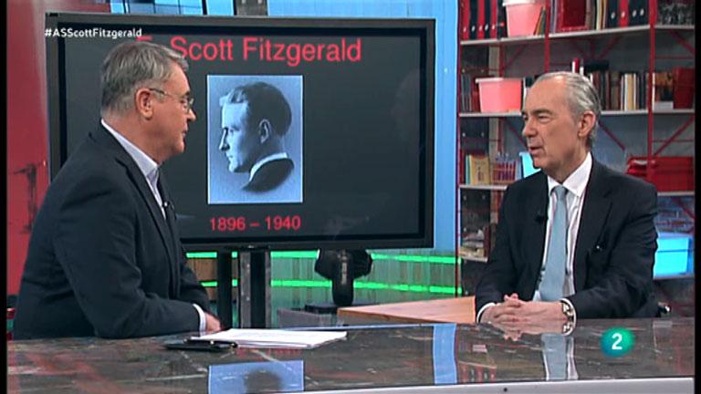 La aventura del Saber. TVE. Francis Scott Fitzgerald.
