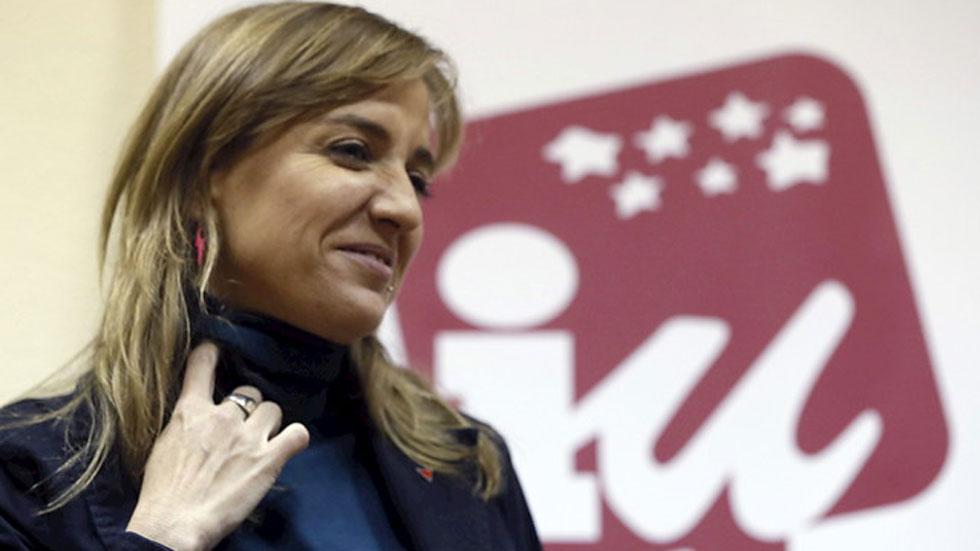 Tania Sánchez desmiente las supuestas irregularidades en su gestión como concejala de Rivas