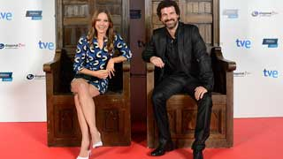 Tanto Monta - Así se despidió Isabel en la alfombra roja