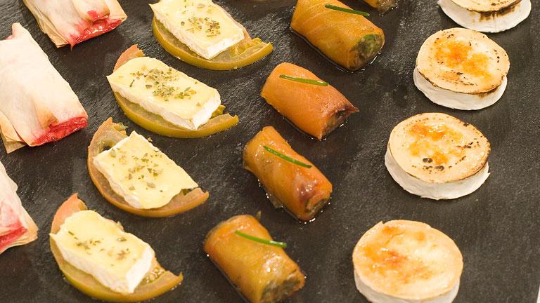 Blog Saber Cocinar -  Tapas rápidas y originales