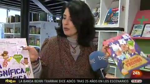 La tarde en 24 horas - La Barra - Libros - 12/12/18