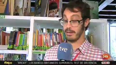 La tarde en 24 horas - La Barra - Libros - 28/11/18