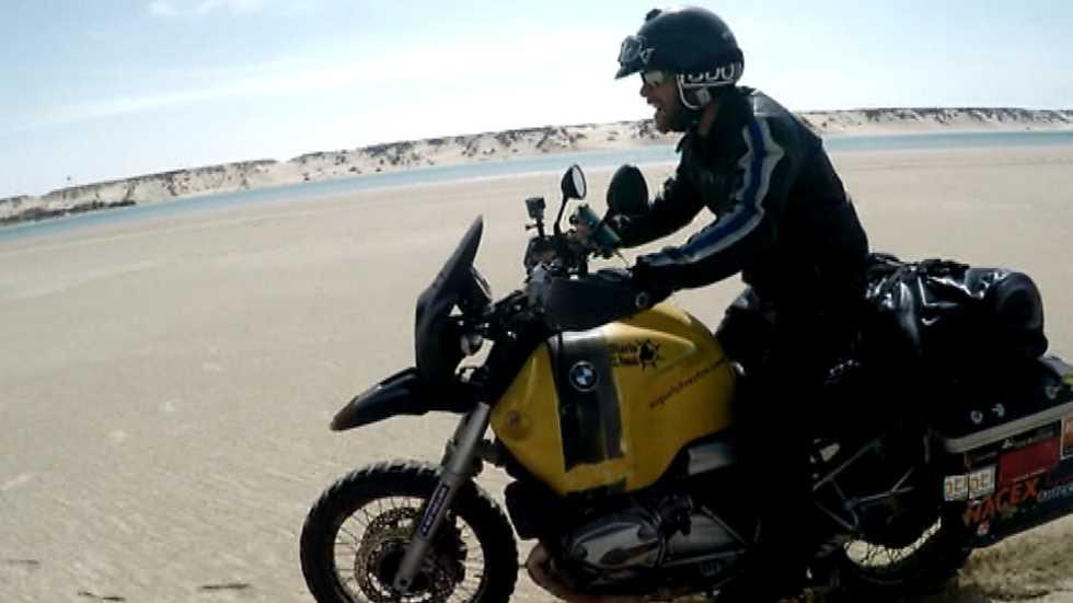 Diario de un nómada - De Tarfaya a Villa Cisneros