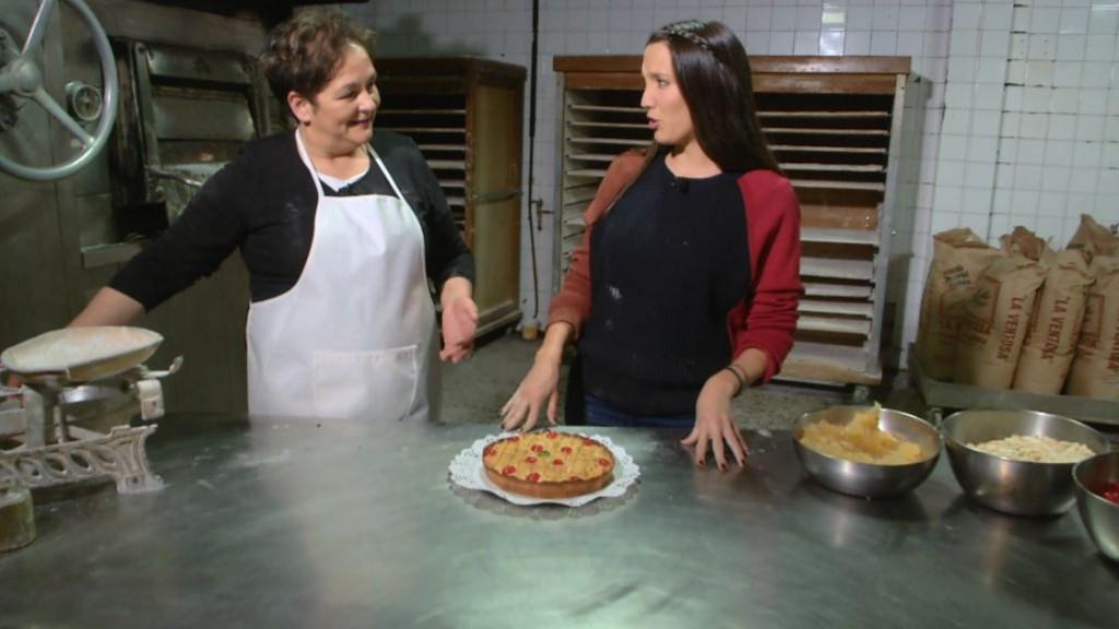 Aquí la tierra - La tarta de Mondoñedo tiene merecida fama
