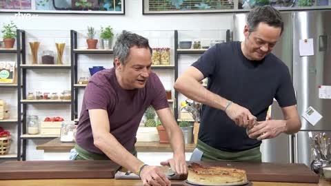 Torres en la cocina - Tarta Sacher