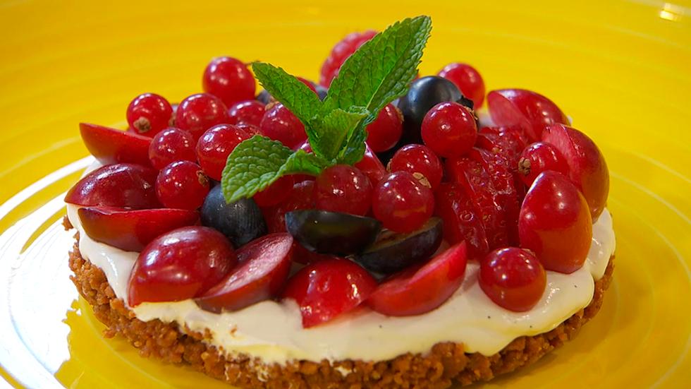 Torres en la cocina - Tartaleta de fruta