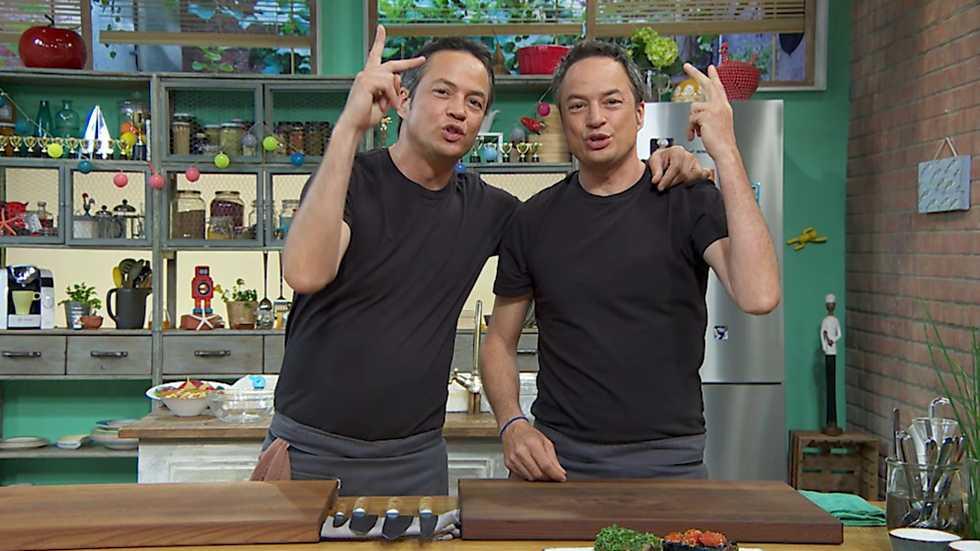 Torres en la cocina - Tataki de atún y cocas dulces