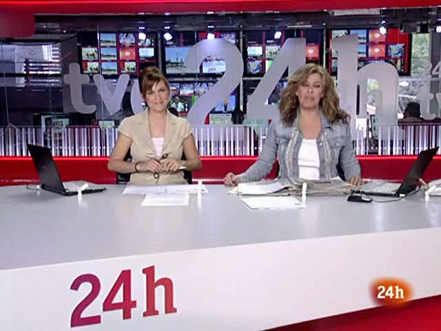 Telediario Internacional. Edición 13 horas (10/07/10)