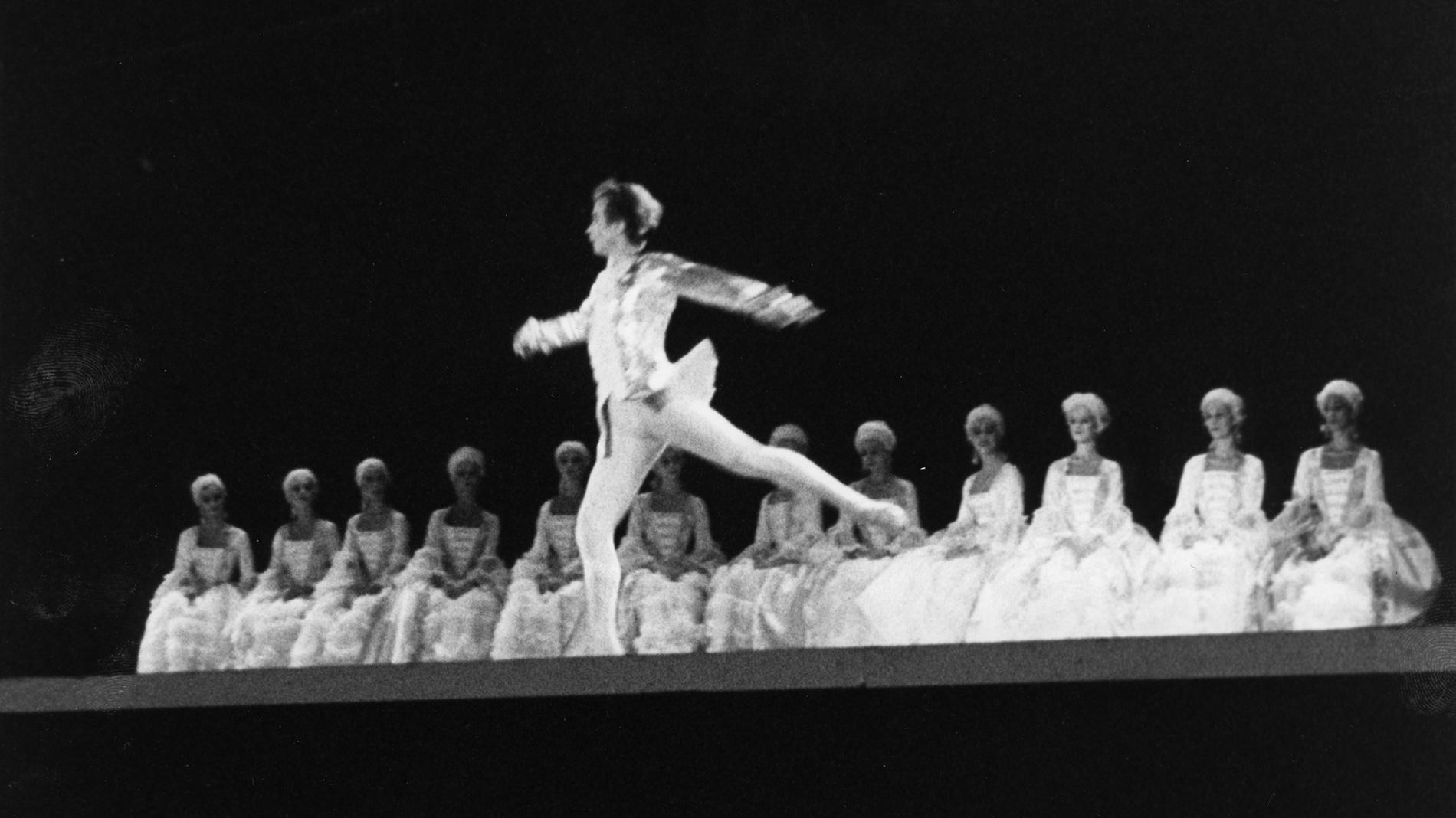 El Teatro Bolshói estrena el ballet sobre la vida del bailarín Rudolf Nureyev