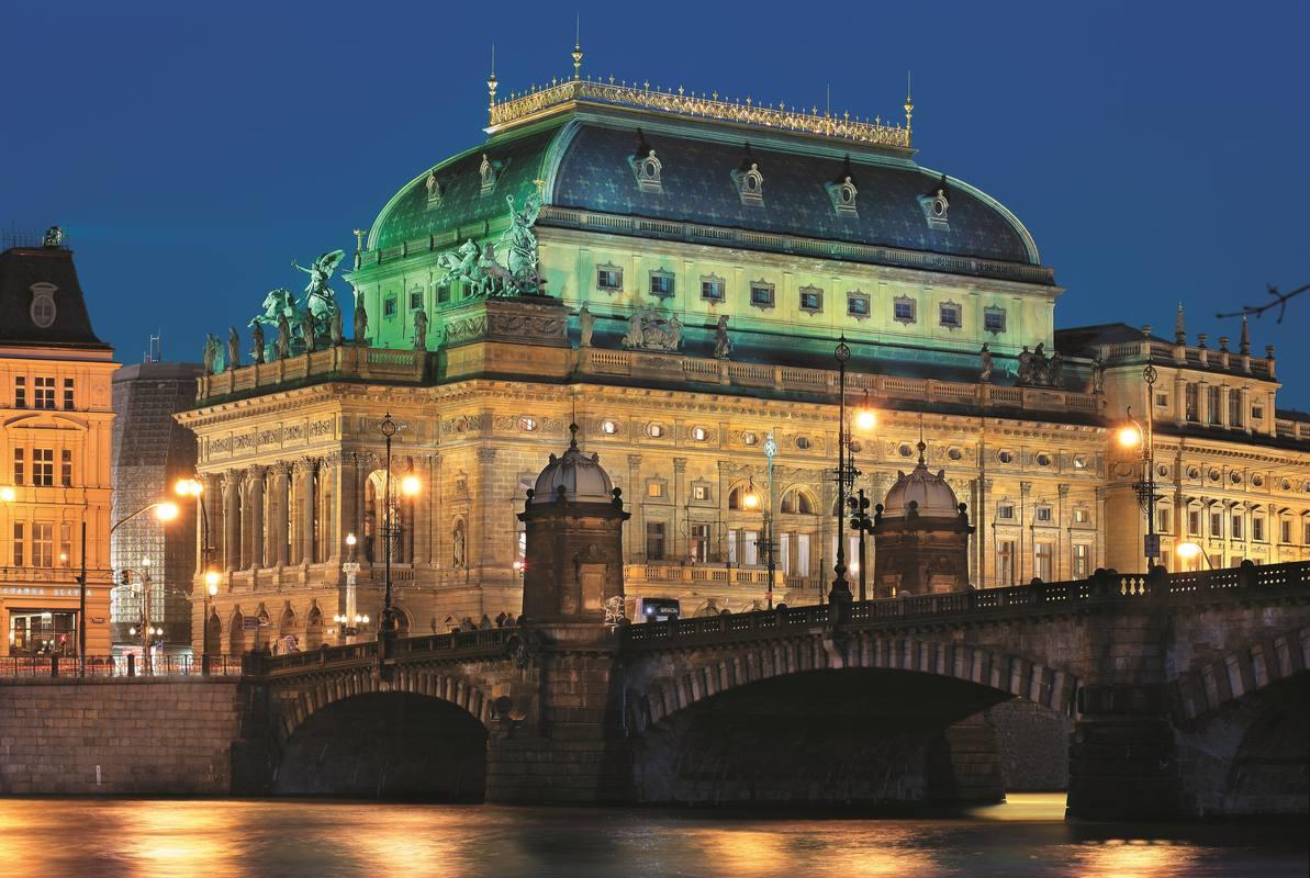 Teatro Nacional de Praga. Foto: (c) Libor Svacek