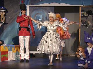 Obra de teatro para los más pequeños que reivindica los abrazos