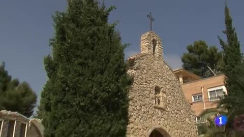 El techo de la iglesia en Alicante se ha derrumbado después de una misa