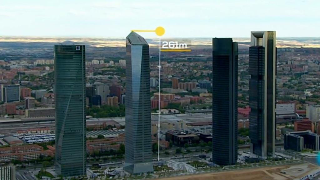 España a ras de cielo - Los techos de España