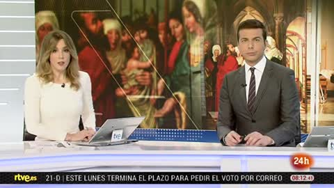 Los técnicos de Patrimonio de Aragón empaquetan las 44 piezas de Sijena para trasladarlas al monasterio oscense