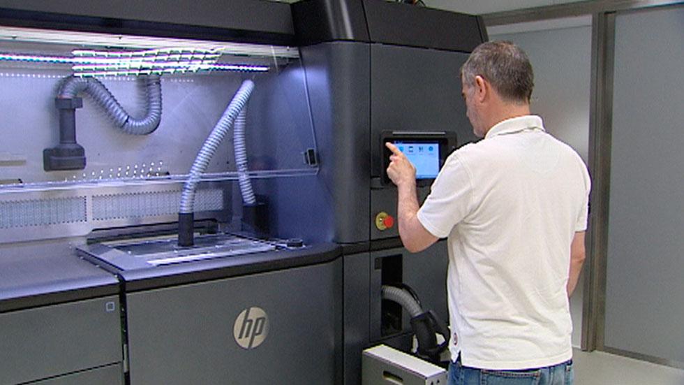 La tecnología 3D está revolucionando la industria