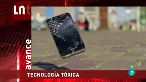 La noche temática - Tecnología tóxica - avance
