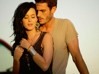 "Videoclip de ""Teenage Dream"", de Katy Perry"