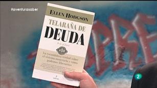 La Aventura del Saber. Libros recomendados. Telaraña de deuda. Ellen Hodgson