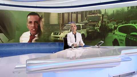 Telediario - 15 horas - 02/01/18