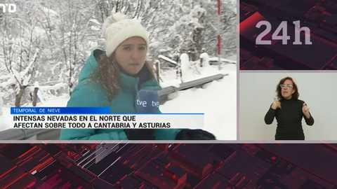 Telediario - 15 horas - 02/02/18 - Lengua de signos