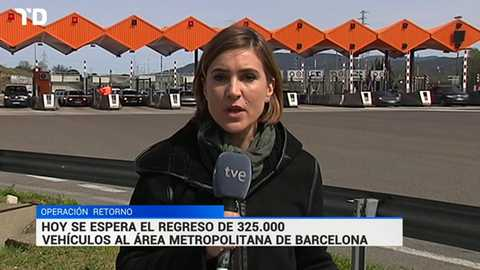 Telediario - 15 horas - 02/04/18
