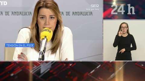 Telediario - 15 horas - 04/12/18 - Lengua de signos