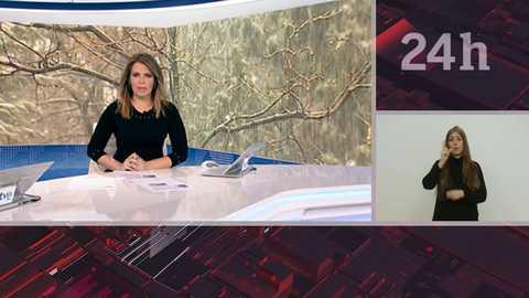 Telediario - 15 horas - 05/02/18 - Lengua de signos