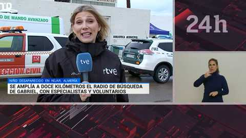 Telediario - 15 horas - 05/03/18 - Lengua de signos