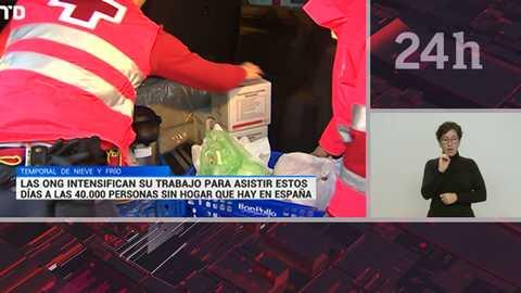 Telediario - 15 horas - 07/02/18 - Lengua de signos
