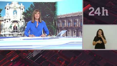 Telediario - 15 horas - 07/09/18 - Lengua de signos