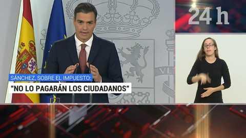 Telediario - 15 horas - 07/11/18 - Lengua de signos