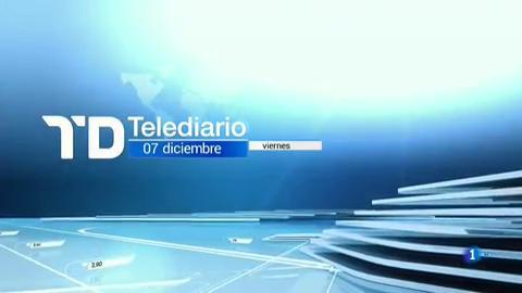 Telediario - 15 horas - 07/12/18