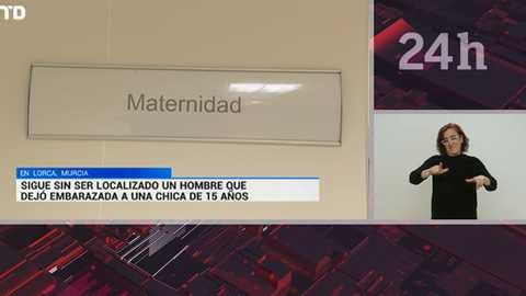 Telediario - 15 horas - 08/02/18 - Lengua de signos
