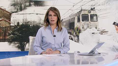 Telediario - 15 horas - 08/02/18