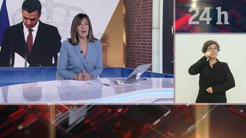 Telediario - 15 horas - 08/11/18 - Lengua de signos