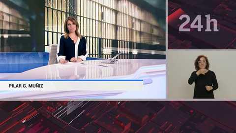 Telediario - 15 horas - 09/02/18 - Lengua de signos