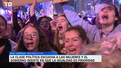 Telediario - 15 horas - 09/03/18