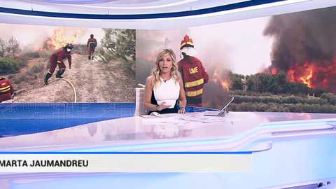 Telediario - 15 horas - 09/08/18