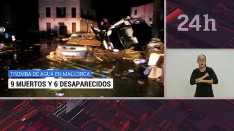 Telediario - 15 horas - 10/10/18 - Lengua de signos