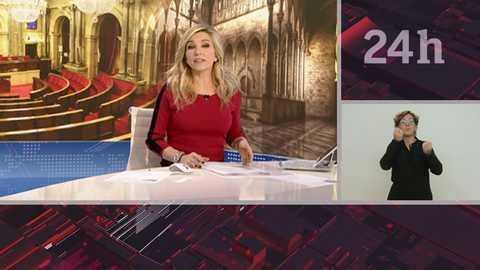 Telediario - 15 horas - 11/01/18 - Lengua de signos