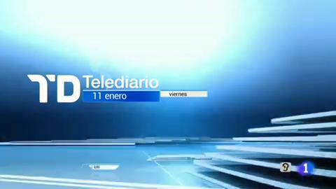 Telediario - 15 horas - 11/01/19