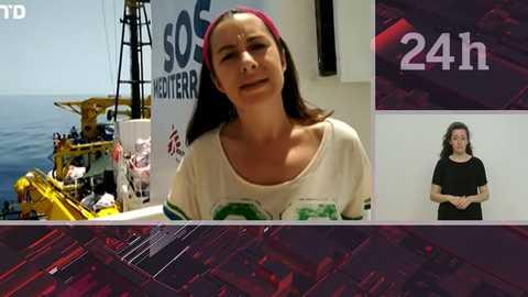 Telediario - 15 horas - 11/06/18 - Lengua de signos