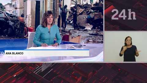 Telediario - 15 horas - 11/10/18 - Lengua de signos