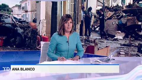 Telediario - 15 horas - 11/10/18