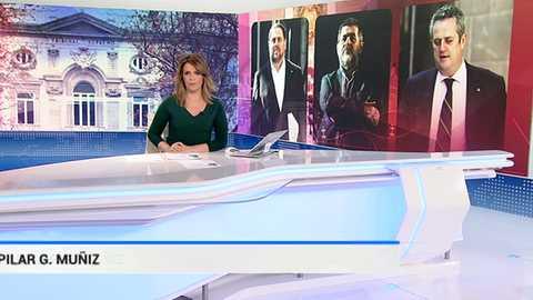Telediario - 15 horas - 12/01/18