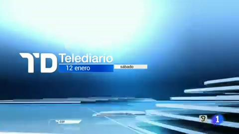 Telediario - 15 horas - 12/01/19